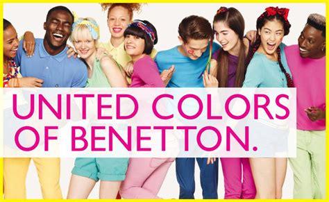 united colors of benetton 191 qu 233 nos ense 241 an los slogan de las grandes marcas