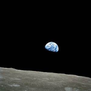 Contemplating Humanity's Effect On Planet Earth, From ...