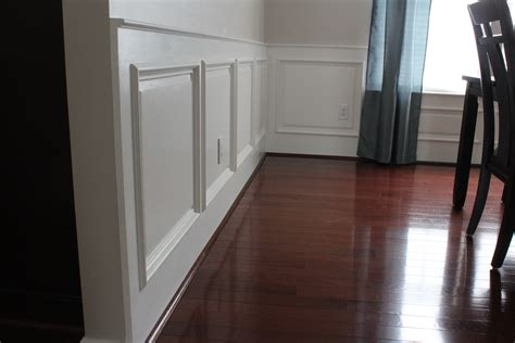 Wainscoting And Paneling by Wainscoting Diy Wall Design Ideas With Home Depot
