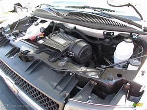 2012 Chevrolet Express Lt 3500 Passenger Van Engine Photos