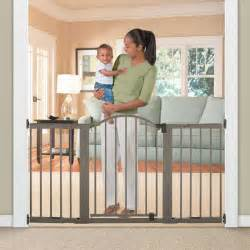 Summer Infant Decorative Extra Tall Gate by Extra Tall Walk Thru Gate Pet Baby Infant Safety Large