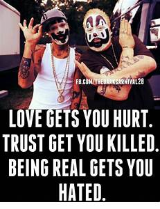 FBCOMTHEDARKCARNIVAL28 LOVE GETS YOU HURT TRUST GET YOU ...