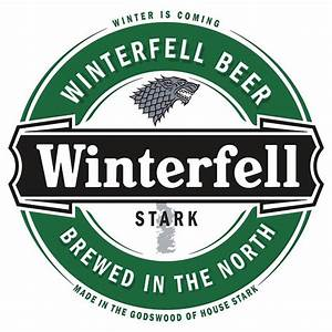 beer logos a song of fire and ice game of thrones With beer label stickers