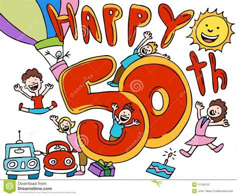 Cliparts Zum 50 Geburtstag