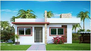 SIX DESIGN OF 50SQM To 70 SQM SMALL HOUSES WITH FLOOR