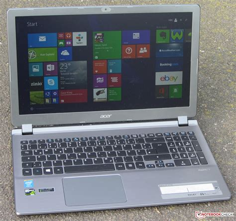 Acer Aspire V5-573g-54218g1taii Notebook Review Update
