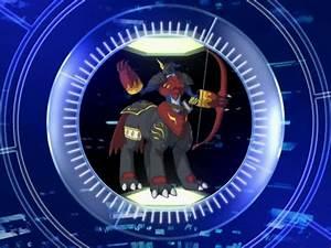 Voice Level Chart Sagittarimon Digimonwiki Fandom Powered By Wikia