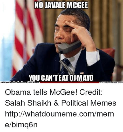Javale Mcgee Memes - 25 best memes about obama and nba obama and nba memes