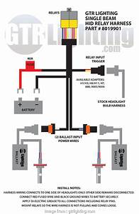 Automotive  Ballast Wiring Diagram Most Not Only  You