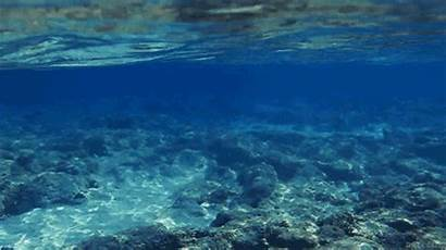 Tropical Island Paradise Water Under Sea Fiji