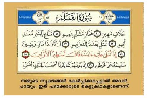 Quran malayalam paribhasha pdf download