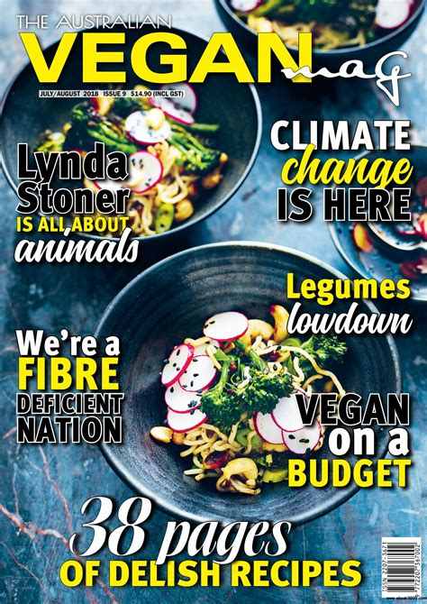 The Australian Vegan July/August 2018 Free eBooks Download