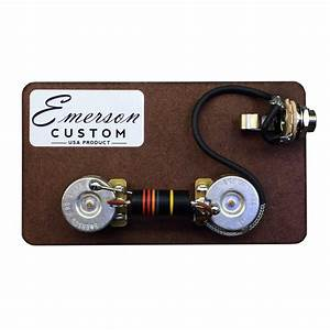 Emerson Les Paul Junior Prewired Kit