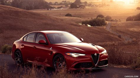 Car, Alfa Romeo, Red Cars, Italian Cars, Alfa Romeo Guilia
