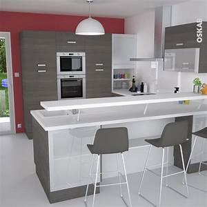 Plan De Travail Ilot : gallery of cheap plan de travail central cuisine ikea ~ Premium-room.com Idées de Décoration