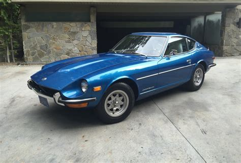 1972 Nissan Datsun 240z by 1972 Datsun 240z For Sale On Bat Auctions Sold For