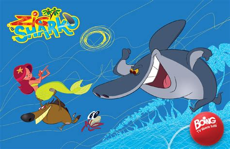 zig sharko coloring pages coloring pages gallery