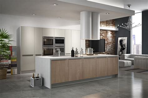 puertas de cocina luxe metaldeco de alvic maderas cruset