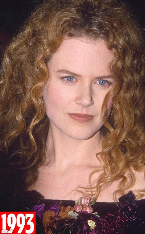 Beisen Gedanken Nicole Kidman Over The Years