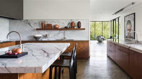 marble countertops  guide  choosing maintaining white marble architectural digest