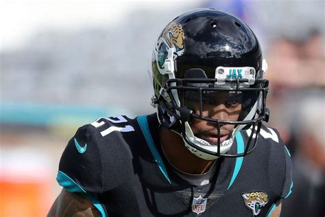 Jaguars will be without starting CB A.J. Bouye, WR Marqise ...