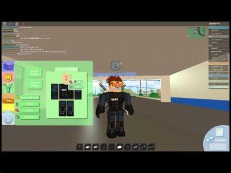 codes   full swat set  police set  roblox