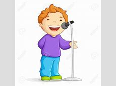Best Children Singing Clipart #19623 Clipartioncom