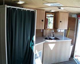 How To Make Rv Cabinets by Toyhauler Vs Converting An Enclosed Trailer Trucks