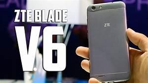 Zte Blade V6  Primeras Impresiones