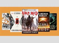 Best SciFi & Fantasy Books of 2017 Nerd Much?
