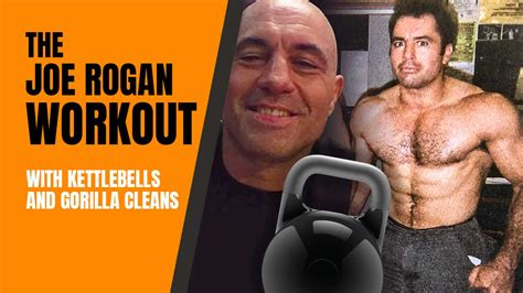 kettlebell rogan joe workout body workouts routines after before exercises kettlebells cavemantraining training fitness gym beginners single total programs taco