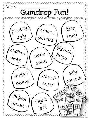 language arts worksheets for grade