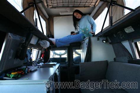 Electric Chair Plans by Badgertrek Sportsmobile Interior