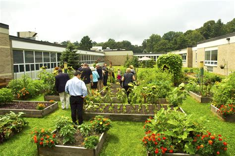 Garden School by School Facilities That Go Beyond Beige Ed Gov