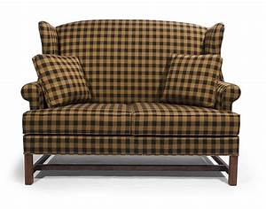 Kolonial Sofas : west chester sofa and settee colonial housecolonial house ~ Pilothousefishingboats.com Haus und Dekorationen