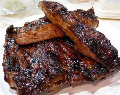 bbq pork ribs lily s wai sek hong barbecue pork ribs