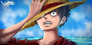 Monkey D. Luffy by Yahik0 on DeviantArt