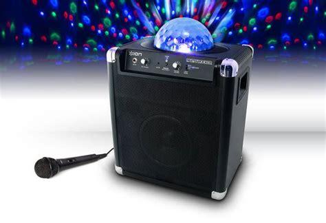 review  ion block rocker bluetooth speaker specs