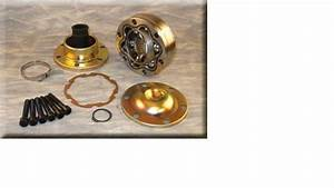 New  2002 Jeep Liberty 4x4 Front Drive Prop Shaft Rear Cv Joint Replacement Kit
