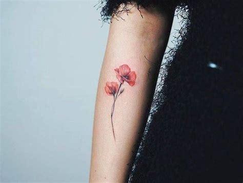 tatouage de fleur