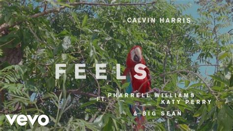 Calvin Harris  Feels Ft Pharrell Williams, Katy Perry