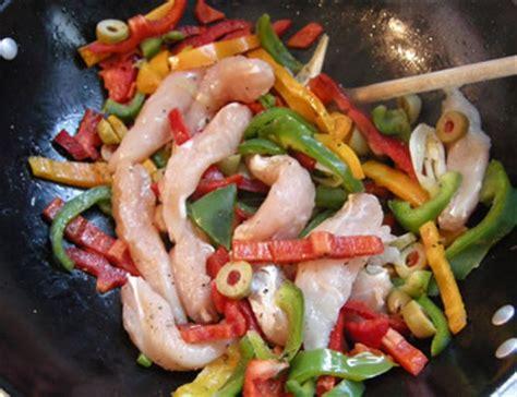 légumes faciles à cuisiner aiguillettes de poulet aux legumes avec cookeo recette