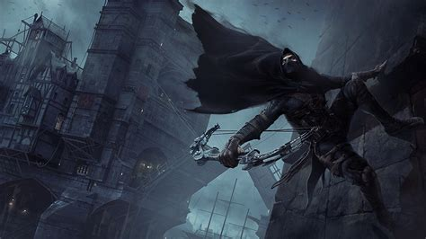 thief  gameplay  sceens gamersbook