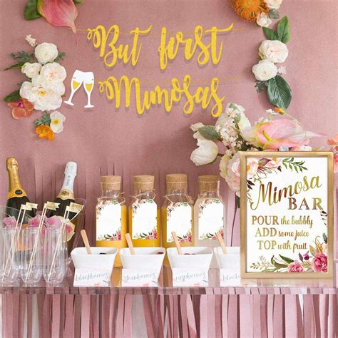 table decorations for a wedding party 25 pretty and affordable bridal shower decorations to honor the future