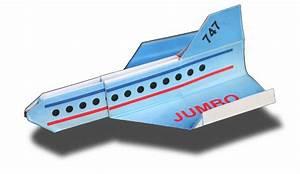 Folding Instructioon  Jumbo Jet Paper Airplane