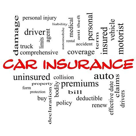 Insurance Company: Auto Insurance Glossary
