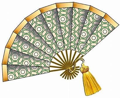 Fan Clipart Clip Fans Asian Cliparts Decoupage