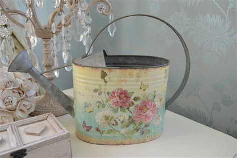 shabby chic watering can shabby chic watering can 28 images watering can hand painted shabby chic pink roses aqua