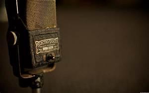 Microphone Computer Wallpapers, Desktop Backgrounds ...