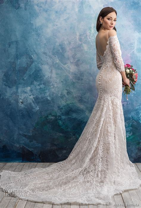 allure bridals fall  wedding dresses wedding inspirasi